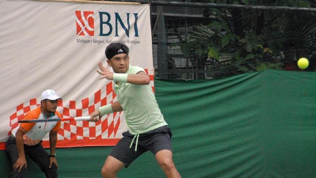 Semangat 2 Petenis Muda Pemenang BNI Tennis Open dalam Raih Prestasi