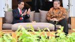 Disinggung Veronica Koman, Ini Momen Patung Sudirman Tampak di Acara Jokowi