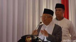 Soal Hukuman Mati Koruptor, Maruf Amin: Memang Dibolehkan