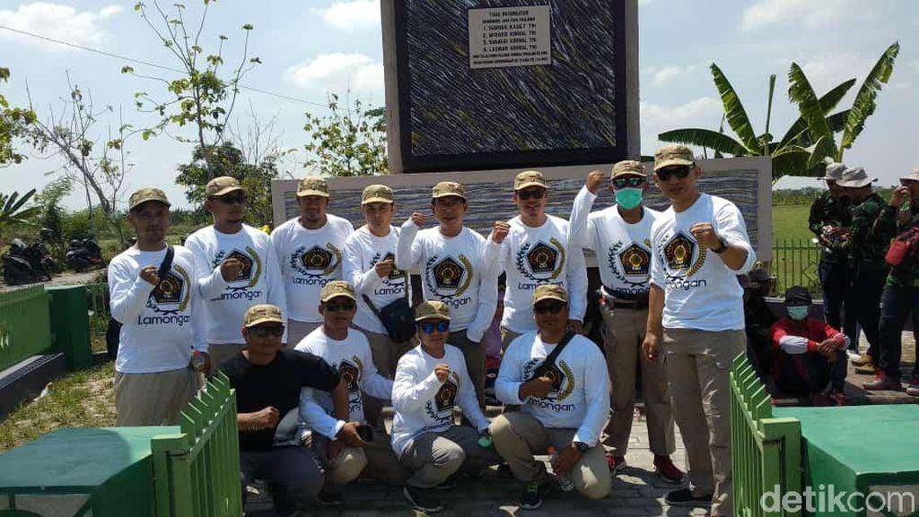 Mengenang Perjuangan Kadet Soewoko di Lamongan
