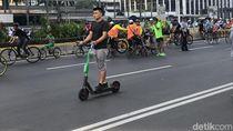 Manfaat eScooter, Mode Tranportasi Personal yang Ramah Lingkungan