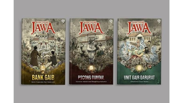 Foto: Kisah Tanah Jawa (dok.GAGASMEDIA)