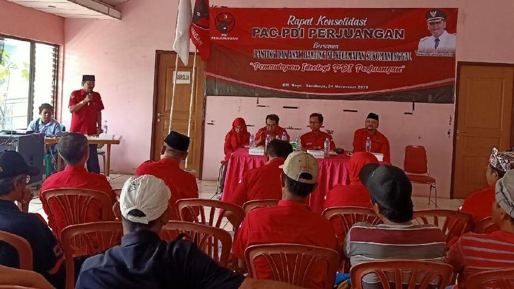 Jelang Pilkada 2020, PDIP Surabaya Gerakkan Organisasi di 31 Kecamatan