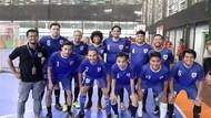 Jalin Sinergi Bareng Media, OJK Gelar Turnamen Futsal di HUT ke-8