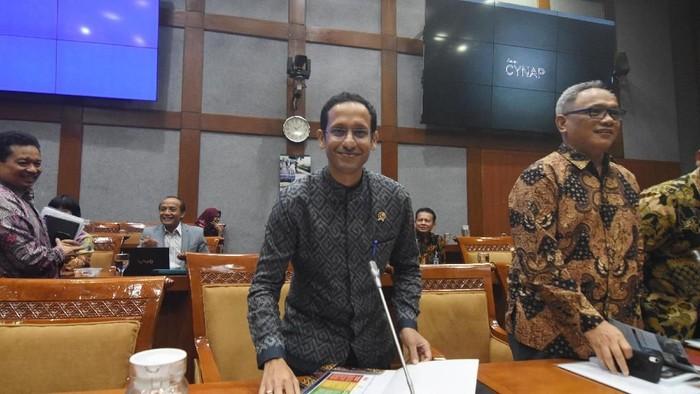 Nadiem Makarim. Foto: ANTARA FOTO/Indrianto Eko Suwarso