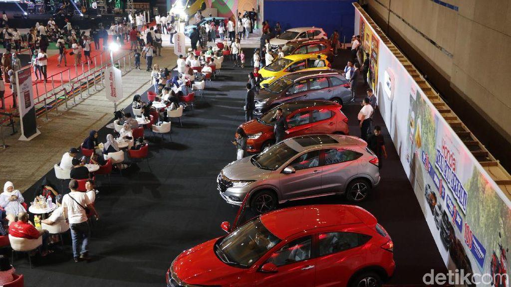 Harga Mobil Honda Takkan Naik Setelah BBN Baru Diterapkan