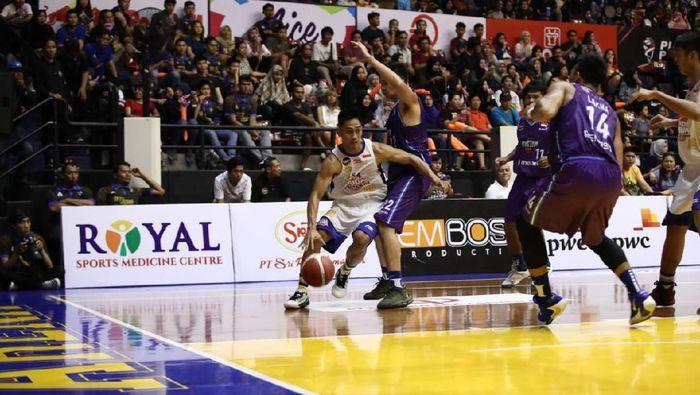 Final Piala Presiden Basket 2019 dimenangi Satria Muda Pertamina