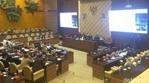 Menhub Paparkan Hasil Investigasi Jatuhnya Lion Air PK-LQP di Raker Komisi V