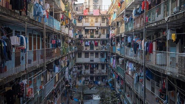 Potret Macau yang menjadi negara terpadat di dunia. Ada lebih dari 20.000 orang per km persegi! (Lee Mumford/instagram)