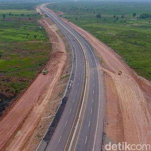 313 Km Tol Trans Sumatera Ditarget Operasi 2020, Ini Daftarnya