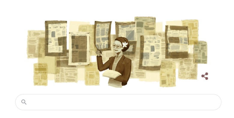 Ani Idrus, Wartawati Legendaris yang Diapresiasi Google Hari ini