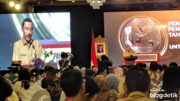 Foto: Sekjen Kemendagri Hadi Prabowo (Jefrie-detikcom)
