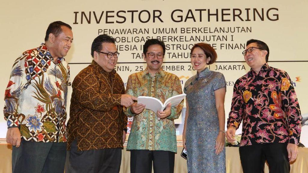 Rencana Penerbitan Obligasi Berkelanjutan I IIF Rp 3 Triliun