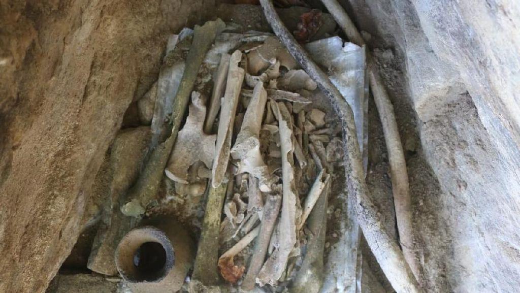 Bukan di Toraja, Ini Tradisi Pemakaman ala Papua