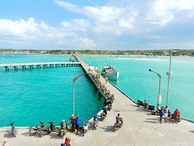 Masalembu, Kepulauan di Segitiga Bermuda Indonesia