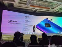 Desain Kamera Vivo S1 Pro Terinspirasi Bandara Soekarno Hatta