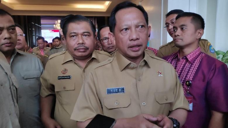 FPI Undang Tito ke Petamburan untuk Tabayun soal Khilafah Islamiyah