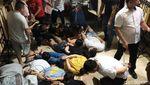 Detik-detik Penangkapan Puluhan WN China di Slipi