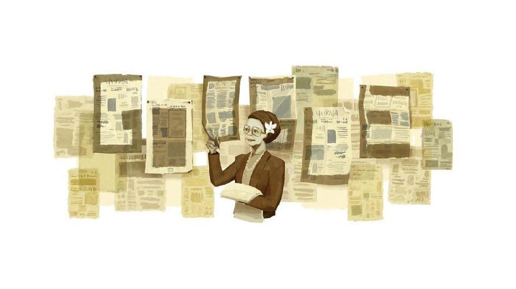 Mengenal Ani Idrus, Sosok di Google Doodle Hari Ini