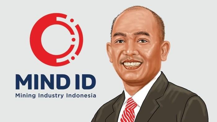 Orias Petrus Moedak, Direktur Utama MIND ID