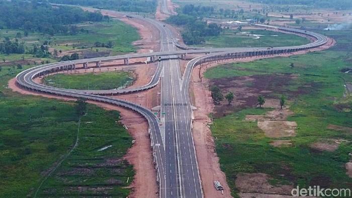Tol Kayuagung-Palembang