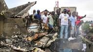 Puluhan Orang Tewas Usai Pesawat Jatuh di Kongo