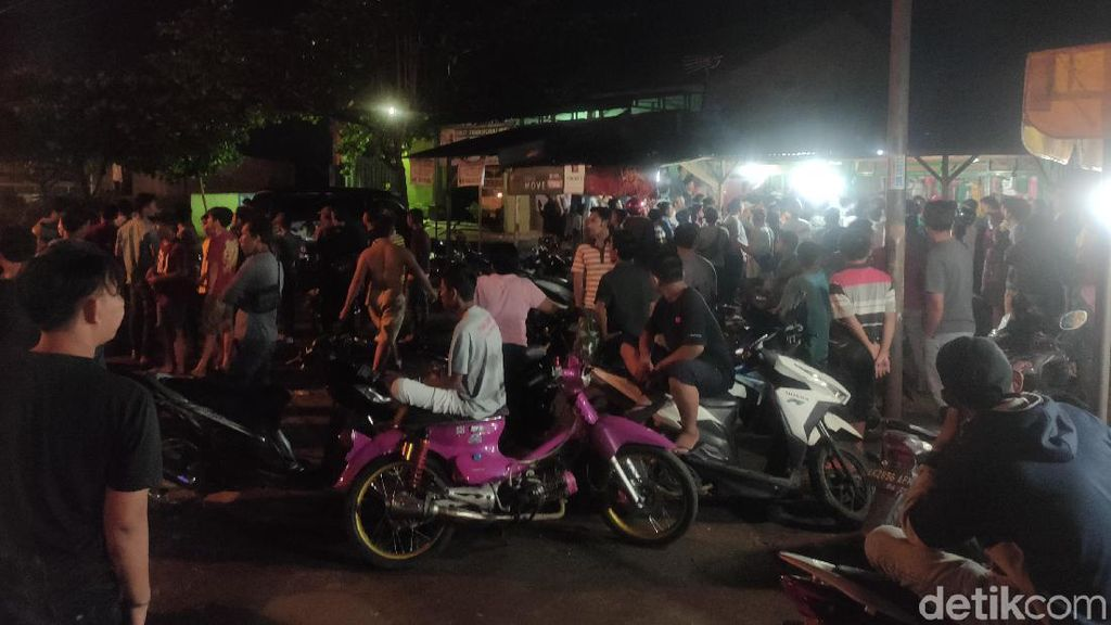 16 Pelajar Bermotor yang Bikin Onar di Medan Dibawa ke Kantor Polisi