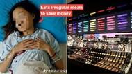 Hemat Demi Beli Kosmetik, Wanita Ini Alami Kanker Perut karena Jarang Makan