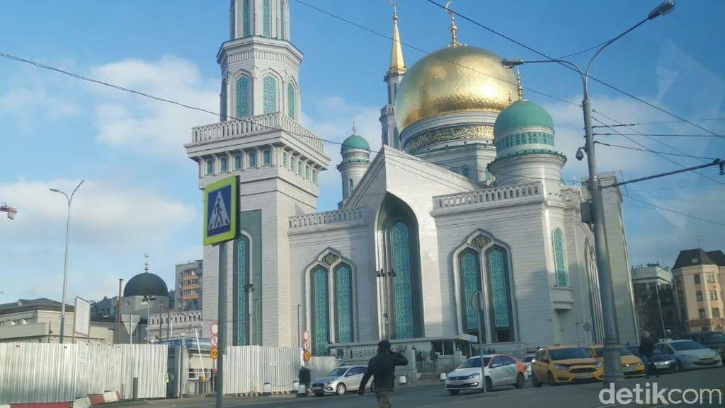 Jejak Islam di Rusia: Leluhur Sunan Ampel hingga Masjid Tertua