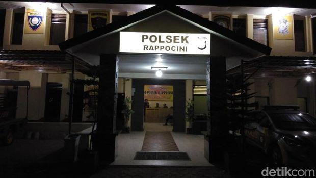 Polsek Rappocini Makassar