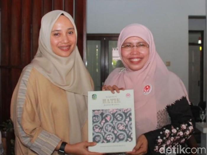 Dekranasda Kota Bandung Belajar ke Banyuwangi (Ardian Fanani/detikcom)