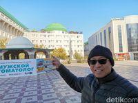 Masjid Terbesar Eropa Ada di Kampungnya Khabib Nurmagomedov