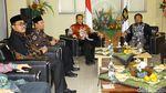 Momen Pertemuan Pimpinan MPR dengan PKS