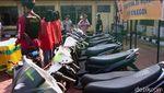 Komplotan Pelaku Curanmor di Cilegon Dibekuk Polisi
