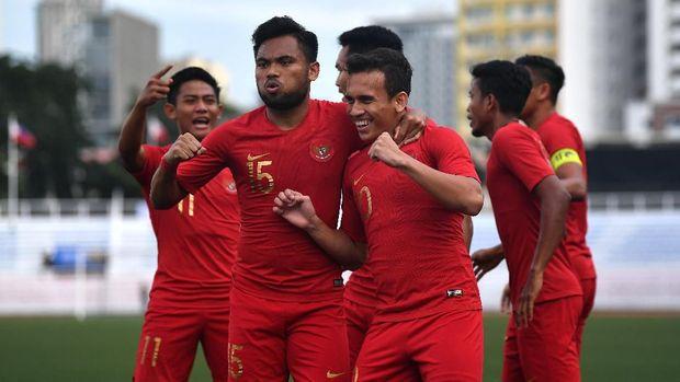 Indonesia mendapat tekanan kuat di babak kedua.