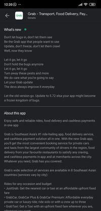 Rilis Pembaruan Aplikasi, Grab Ikutan Demam Frozen II