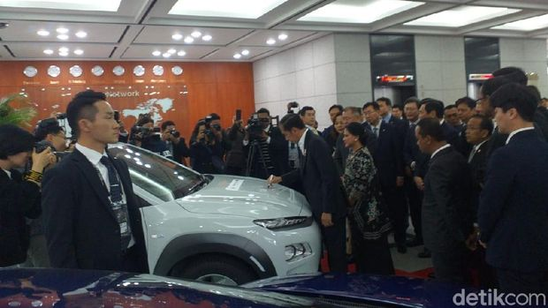 Hyundai Bangun Pabrik Mobil Listrik di RI Bulan Depan