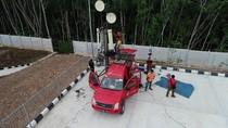 Wushh! Jalur Tol Trans Sumatera Dialiri 4G Telkomsel
