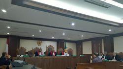 Sidang Pengacara TW Pukul Hakim, Saksi Nilai Emosi Pelaku Manusiawi