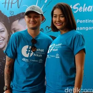 Segera Nikah, Puteri Indonesia Bunga Jelitha Bicara Pentingnya Vaksin HPV