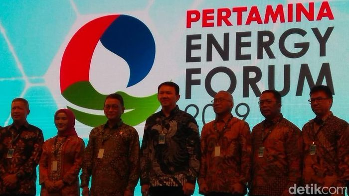 Foto: Diskusi Energi Pertamina (Trio Hamdani-detikcom)