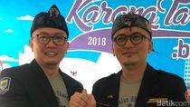 Pimpin Karang Taruna, Andri Bantu Bereskan Kemiskinan di Bandung