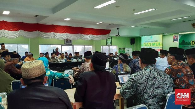 Dialog Para Dai di Forum Standarisasi Pendakwah MUI