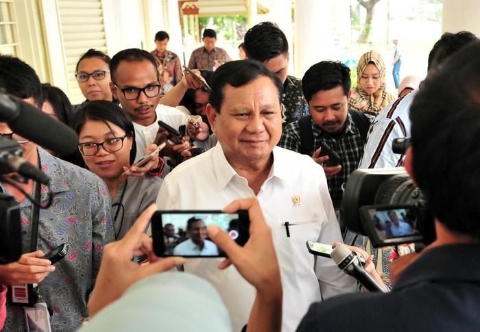 Prabowo Subianto (Foto: Jay/Sekretariat Kabinet)