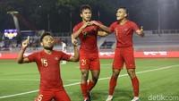 3 Winger Timnas Indonesia Bergabung ke Mana?