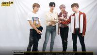 Pertama Kali Mencicipi Buah Tropis Indonesia, Ini Tanggapan Boyband NCT 127
