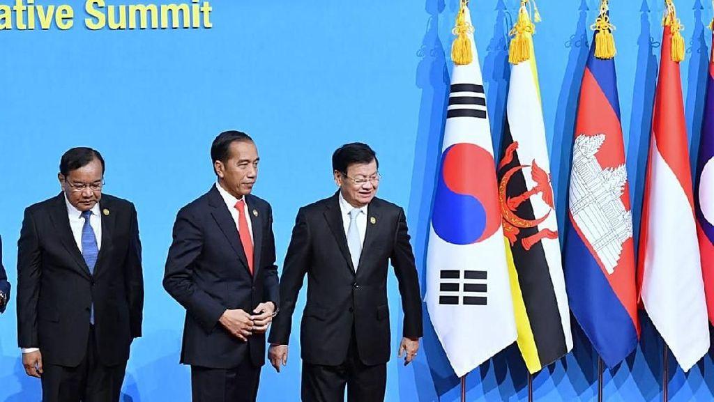 Jokowi Usul Kerja Sama Investasi dan Riset Bareng Korsel-ASEAN