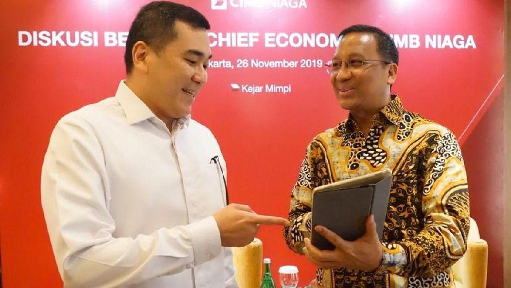 Diskusi Refleksi Ekonomi Indonesia