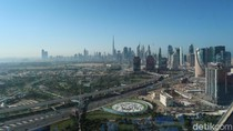 Amannya Kota Dubai, Ponsel Hilang di Taksi Masih Bisa Balik