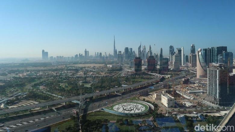 Ilustrasi Dubai (Bonauli/detikcom)